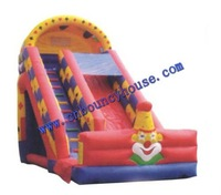 Inflatable slide equipment for rental business company(SL-689)