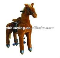 2012 NEWEAT!Ride On Animal Toy