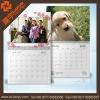 2012 wonderful wall calendar design
