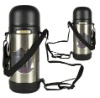 whole sale double wall vacuum stainless steel travel pot for coffee