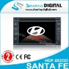 Sharing Digital Touch Screen Car GPS Navigation for Hyundai Santa Fe