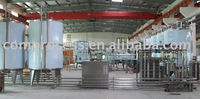 dairy processing line