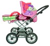 Zhongshan factory export portable baby toy stroller