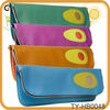 Soft full-grain cowhide leather flap bags for Ipad