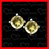 fashion jewelry manufacturer 925 sterling silver stud earring