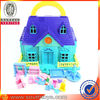 carry alone tiny teacher school house furniture toy