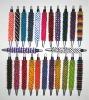 New design UV spiky pen ballpoint pens