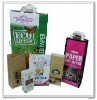 agriculture and pet food manual two layer Kraft Paper Bag