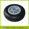 High Load-bearing Polyurethane PU Foam solid Tyres and Wheels Supply for Trolley and Kids Dolly in machinery