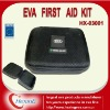 Safety in-car use EVA wholesale first aid kit cases box