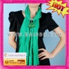 Hand make winter scarf with fashion pendant jewelry wholesale