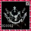 2011 new fashion wedding tiara,designer wedding crown,hot selling hair accessory,latest wedding jewelry