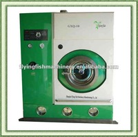 Hydrocarbon or Perc commercial dry cleaner machine