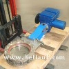 motorized gate valve with electric valve