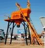 Containerized Export Rwanda Market JS1000 Electric Concrete Mixer