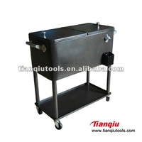 2012 80 QT ICE COOLER / OUTDOOR COOLER