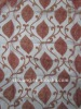 100% polyester multicolour jacquard voile curtain fabric