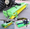 hydraulic road sweeper broom