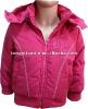 2013 branded cute winter jackets for children