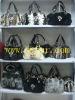BY-6001 Real mink fur lady bag, mink bag