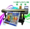outdoor two epson printhead 1.8m Eco Solvent Printer X8740ADE