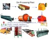 Smithsonite/sphalerite processing plant for zinc recovery with zinc mining equipments