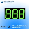 jade green color three digits led display 7segment Digital 0.56 inches LED digital