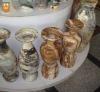 Natural Granite Vase,Stone Vase
