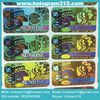 Wonderful hologram stickers labels
