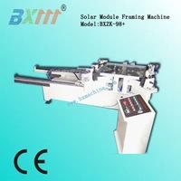 solar module framing machine