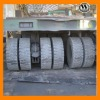 solid rubber trailers tires