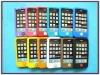 colorful rubber case for iphone