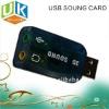 5.1 USB sound card
