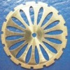 diamond disc for dental use