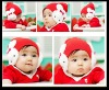 new hat Small double rabbit ear protection cap baby earmuff earflap Children Baby Rabbit Hat Cap xc-23