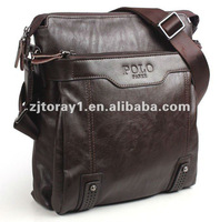 Stock Strong quality Leather man should bag