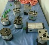 Hydraulic pump, double hydraulic pump, double pump