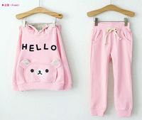 Lovely Girls Clothing Set 2013