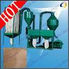 High capacity wood flour making machine