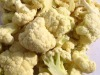 Quick-frozen cauliflower
