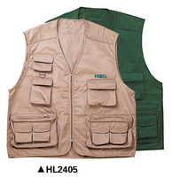 jacket/fishing vest