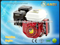 6.5 Hp 168F Gasoline Engine