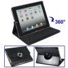 Leather Case with Holder for iPad 2