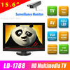Fashion design 15.6 inch cheap led tv support Surveillance Monitor