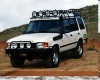 Steel Roof Rack 4x4 For Land Rover