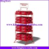 KingKara KADRS089 Wire Display Shelf for Soda