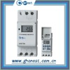 DHC15 weekly programmable din rail timer switch