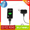 Solar charger for all kinds of handsets/Hot Solar Battery Charger for Mobilephone 1200mah supply sample