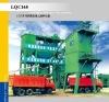 LQC160 asphalt mixing plant