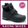 New style cheaper black boots for men
